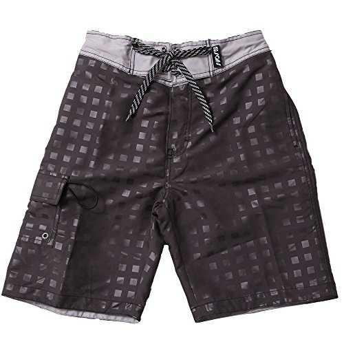 Sexybaby Mens Holes Individuality Pockets Simple Denim Shorts