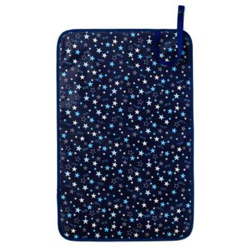 Bait ENEMY STAR SPECIAL Blau-Glitter 14,5cm 40g Soft