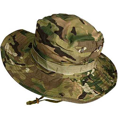 Multicam Boonie Hat Jungle Hat Multi Camouflage One Size Hat made by SHENKEL: Model: hat - 001cm Label: SHENKEL Title: SHENKEL Boonie Hat Jungle Hat Men 's ...