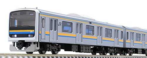 TOMIX N scale Moka Railway 50 series red belt set 98213 railroad model passenger