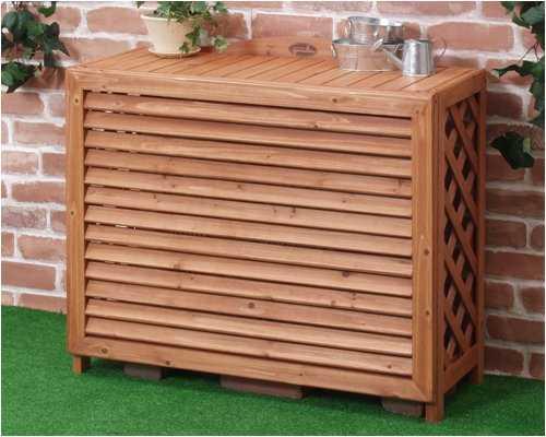 Air conditioner outdoor unit cover | SANO SHOP