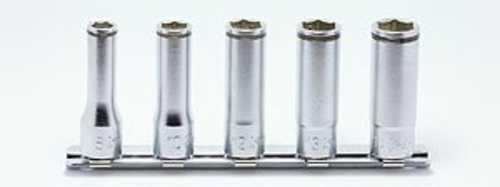 Ko-Ken 3//8 9.5mm SQ Nut Grip Socket Rail Set 8pcs RS3450M//8 JAPAN NEW w//Tracking