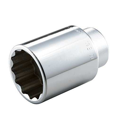 """FORGED STEEL S33 BEST QUALITY ON MARKET 1/""""Drive Deep 6 Point Impact Socket 33mm"""
