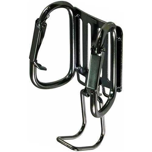 *Tajima detachable tool holder aluminum carabiner large folding SFKHA-CLF