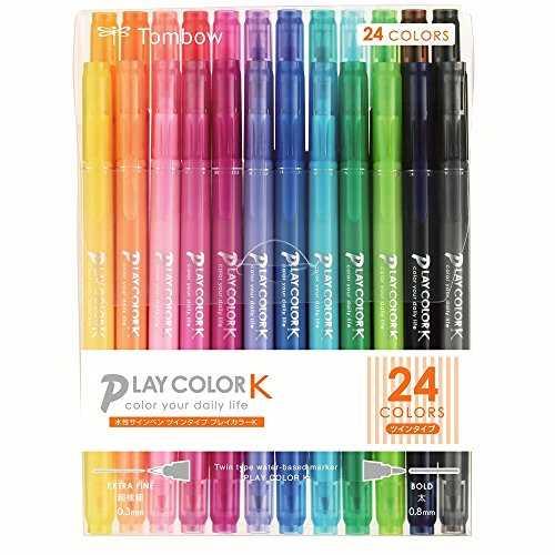 Kuretake Zig Posterman Medium 2 mm Tableau Blanc Imperméable Chalk Marker Pen PMA-30