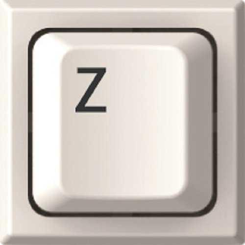 Sunby Seal Hanko Key Mark Design Room Mail Order Z key 01